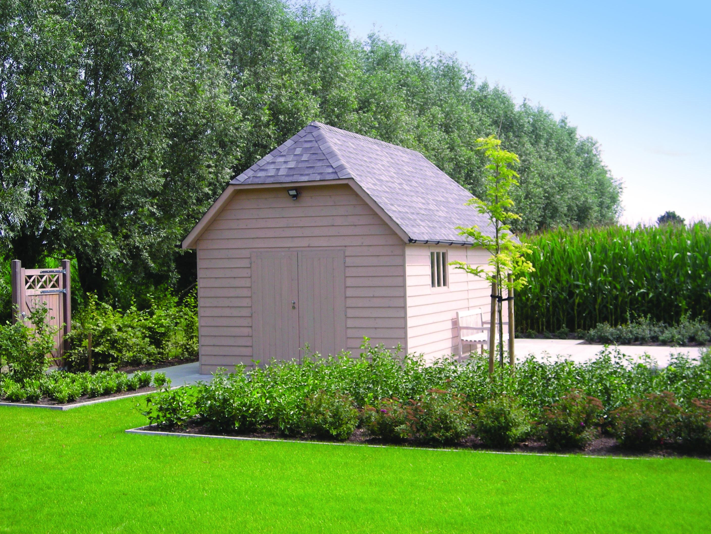 Abris de jardin am nageables sur mesure namur - Abri jardin urbanisme le mans ...