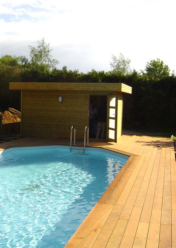Poolhouse Sur Mesure  Namur Et En Brabant Wallon