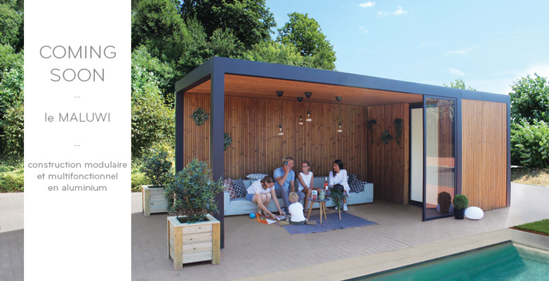 Poolhouse sur mesure à Namur et en Brabant wallon