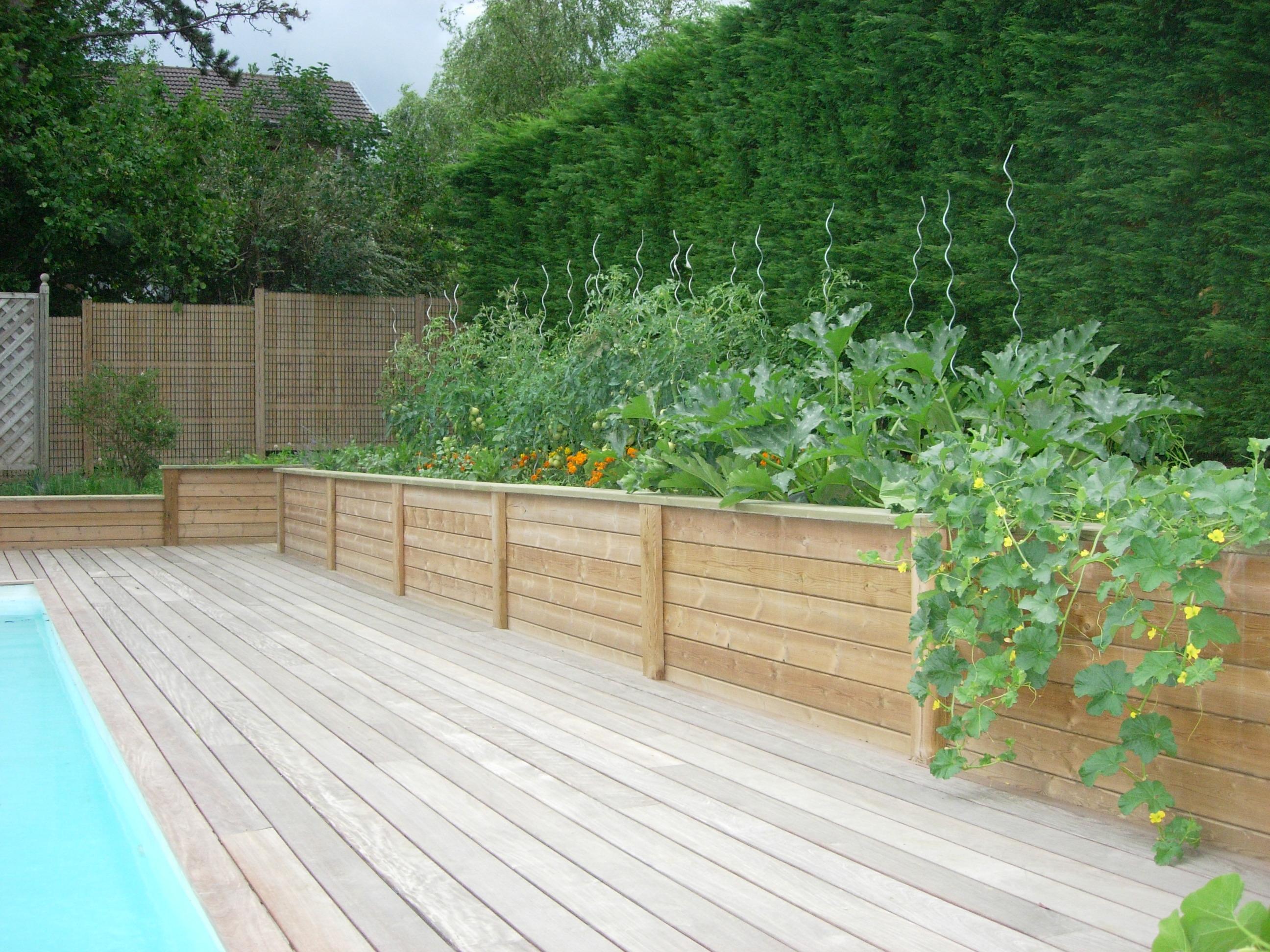 Réalisation de palissades et clôtures à Namur et en Brabant